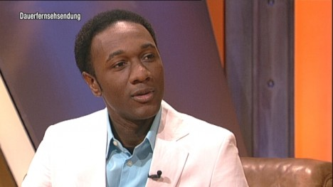 Aloe Blacc im Talk