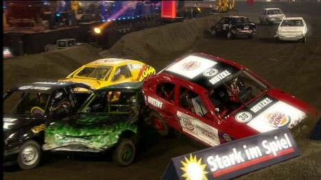 Stock Car Crash Challenge 2010