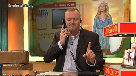 Hallo? - Stefan Raab am Apparat!