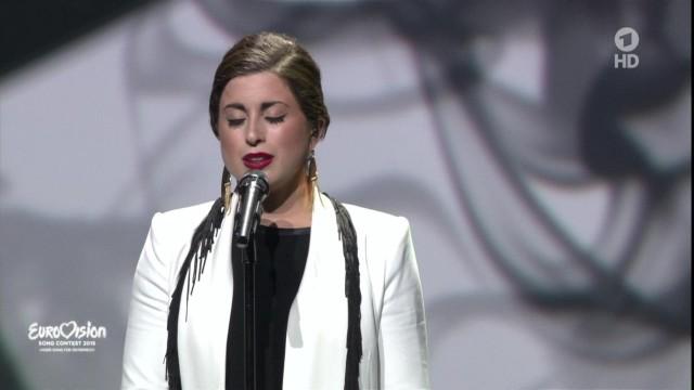 Ann Sophie Black Smoke Unser Song Für österreich 2015 Clip Aus