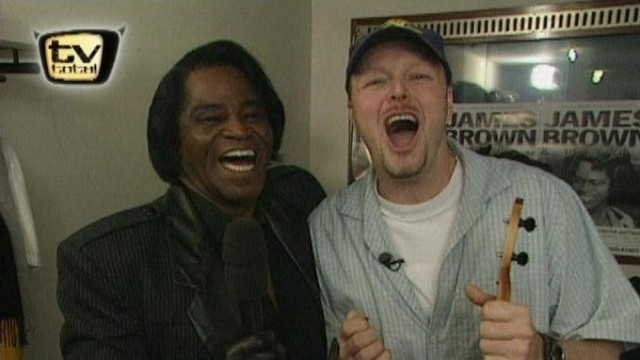 Stefan Raab vs. James Brown