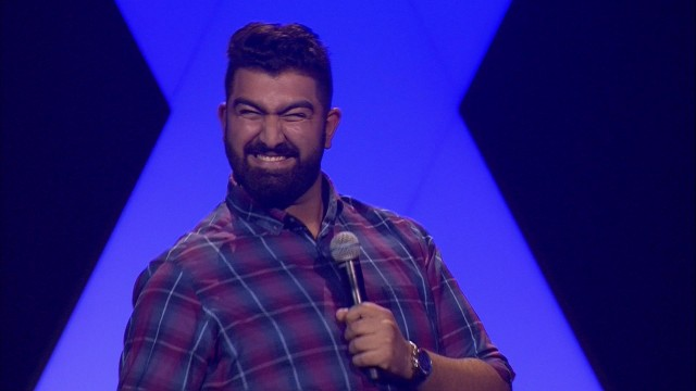 Faisal Kawusi beim Date - 1LIVE Köln Comedy-Nacht XXL