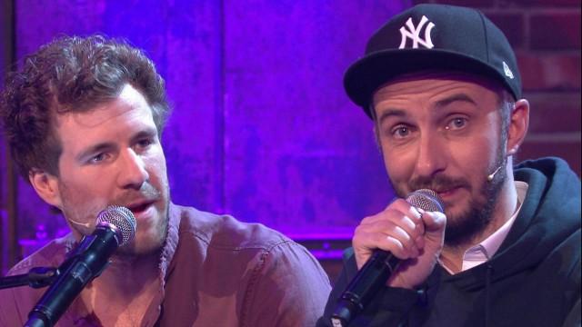 Comedy Irony Luke Und Jan Böhmermann Luke Die Woche Und Ich