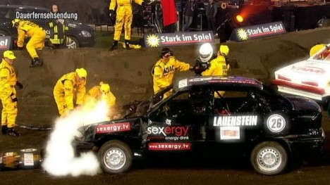 Stock Car Crash Challenge 2009
