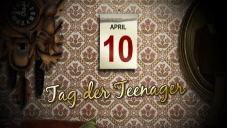 Kalenderblatt - Tag der Teenager