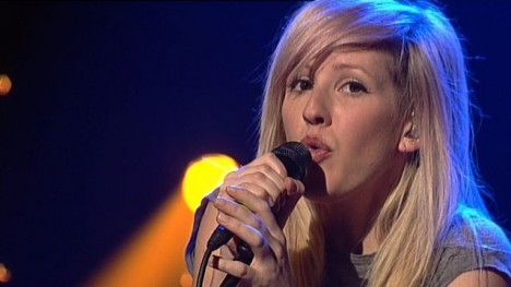 Ellie Goulding ? Starry Eyed