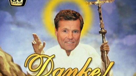 Dieter Bohlen, der Messias