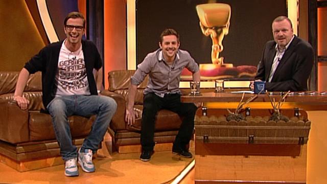 04 Talk14 total 2010auf Klaas und Joko TV im QrCBWEdxoe