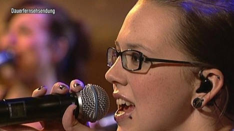 Stefanie Heinzmann live: I Don`t Know How To Hurt You