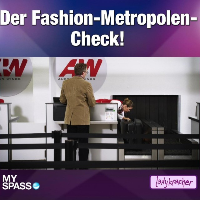 Der Fashion-Metropolen-Check!