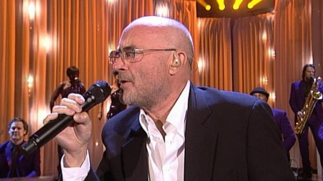 Phil Collins - (Love Is Like) A Heat Wave