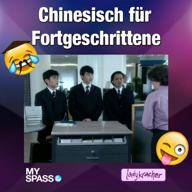 Drei Chinesen