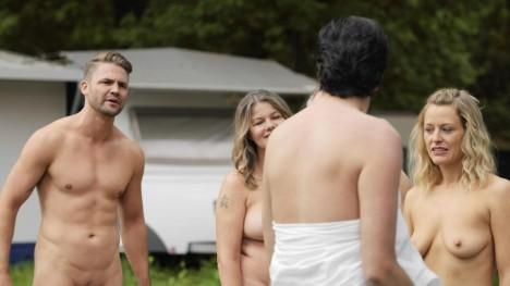 Mädchen nackt nudisten Ein Besuch