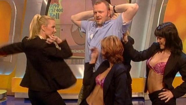 Schlüpfer Tanzen Amateur Keine Let's Dance: