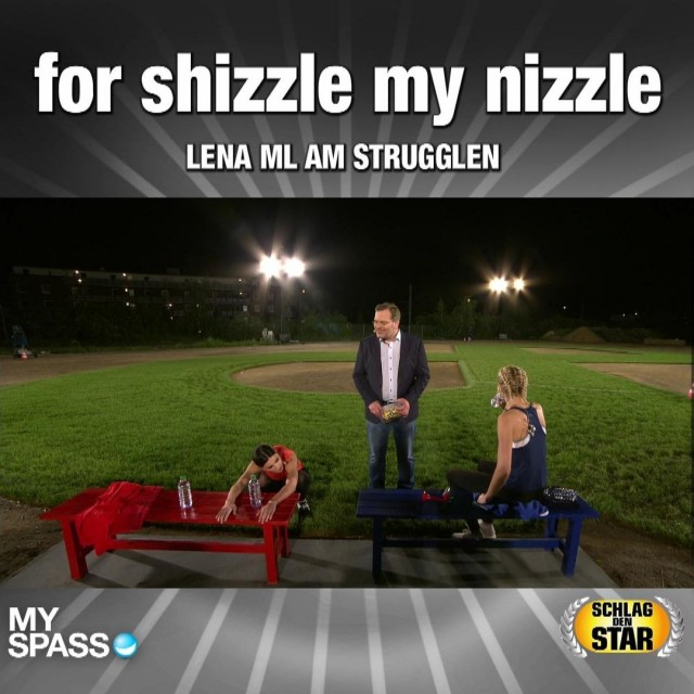 Lena ML ist am Strugglen