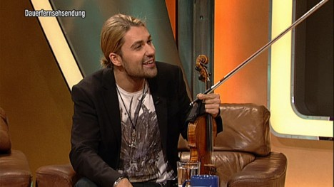 David Garrett - Talk