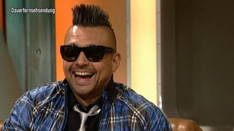 Sean Paul im Talk