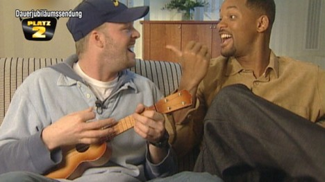 Platz 2: Stefan vs. Will Smith