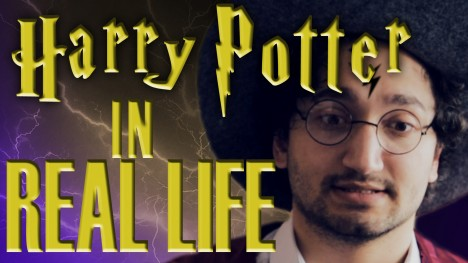 Harry Potter in Real Life