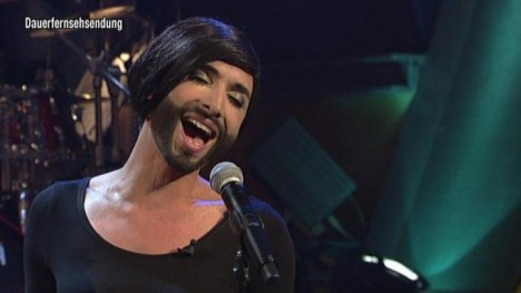 Conchita Wurst - That´s What I Am
