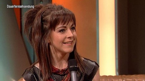 Lindsey Stirling im Talk