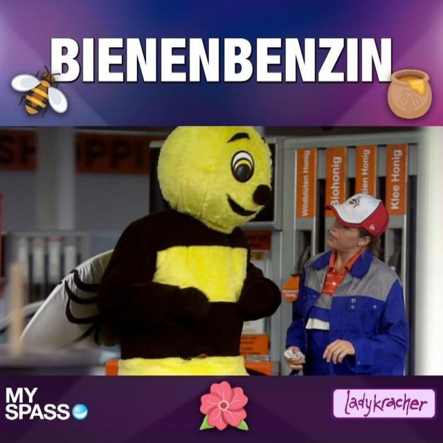 Bienenbenzin
