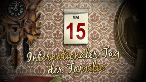 Kalenderblatt - Internationaler Tag der Familie