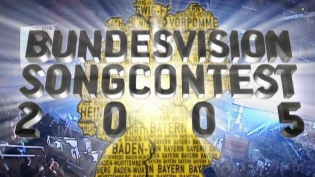 Bundesvision Song Contest 2005 Folge 1 2005 Teil 3 Myspassde