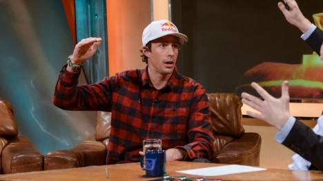 Crazy Action mit Travis Pastrana