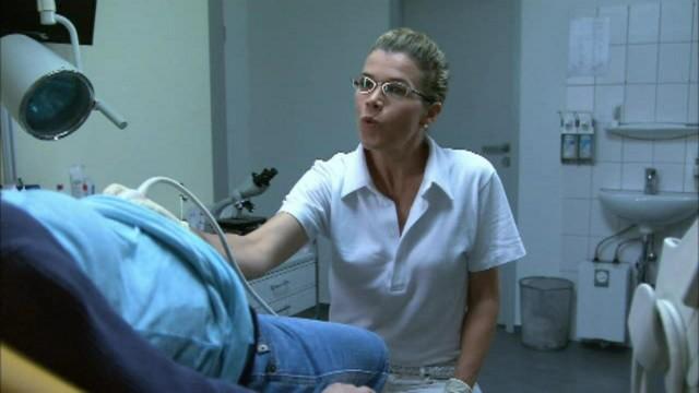Ungewöhnlicher Besuch beim Frauenarzt - Ladykracher