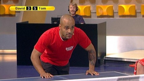 Gruppe A: David Odonkor vs. Tom Beck