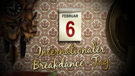 Internationaler Breakdance-Tag