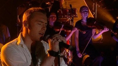 Ronan Keating: The long Goodbye