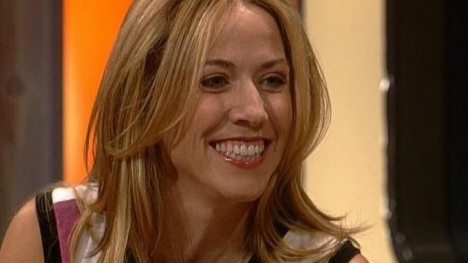 Superstar Sheryl Crow