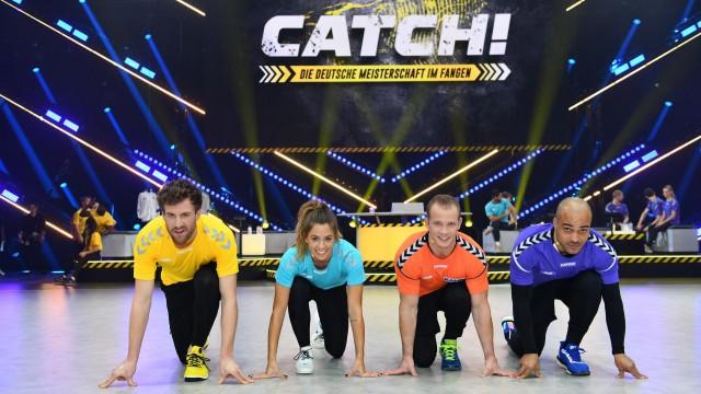 Catch Die Deutsche Meisterschaft Im Fangen