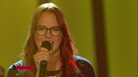 Stefanie Heinzmann: On Fire