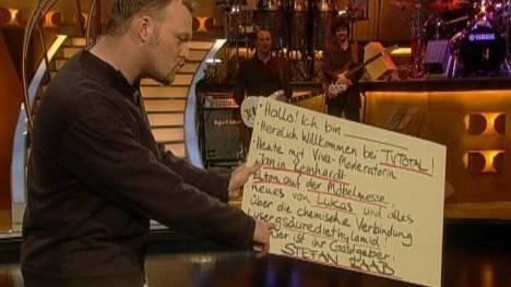 Stand-Up (15.01.2003)