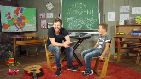 Kids react to 2000er-Musik