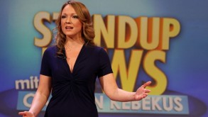 Stand Up-News mit Carolin Kebekus