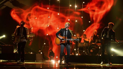 Bundesvision Song Contest 2013, Teil 1