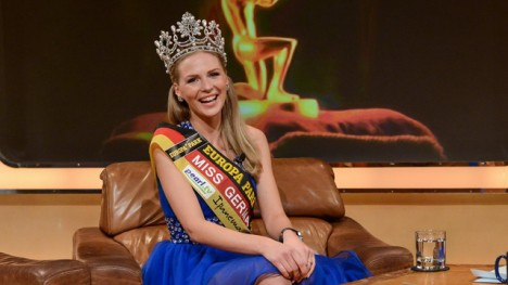 Miss Germany 2015 - Olga Hoffmann