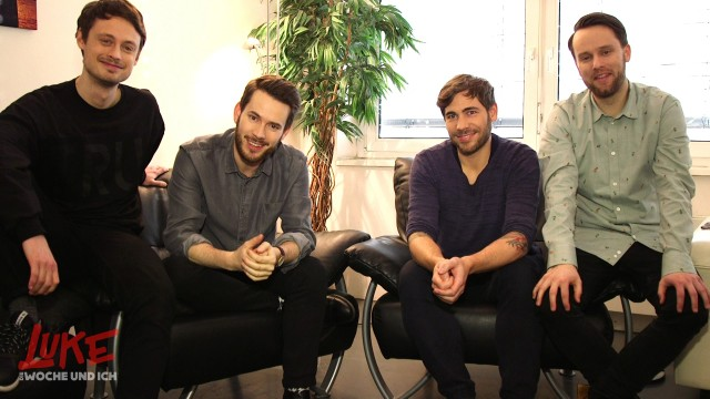 Backstage-Interview mit Revolverheld
