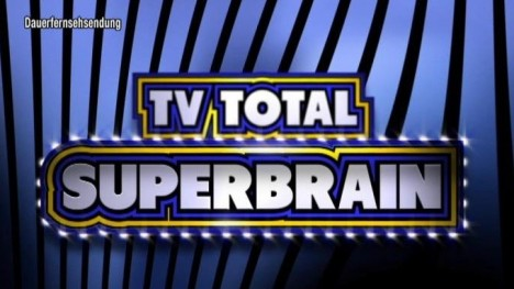 Tv total Superbrain