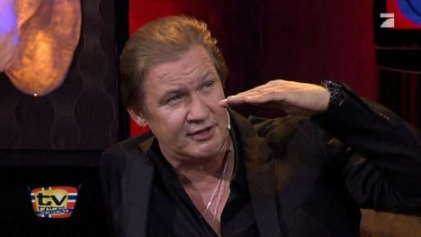 Johnny Logan im Talk