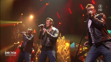 The Baseballs - Mo Hotta Mo Betta