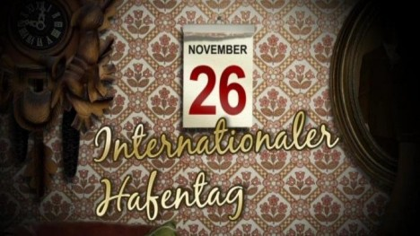 Kalenderblatt - Internationaler Hafentag