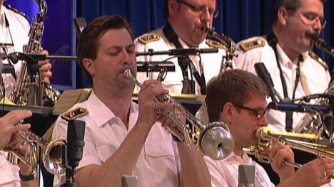 Big Band der Bundeswehr live: Jumpin` At The Woodside