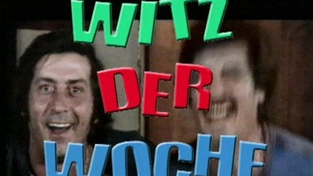 TV total - Der Witz der Woche