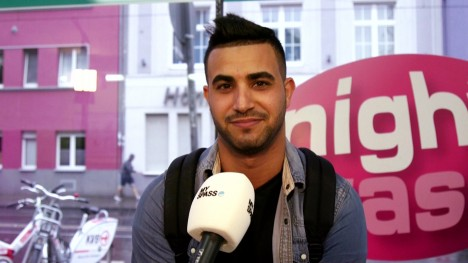 Interview mit Amjad