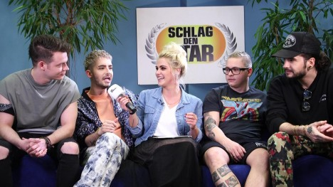 Tokio Hotel - Backstage-Interview